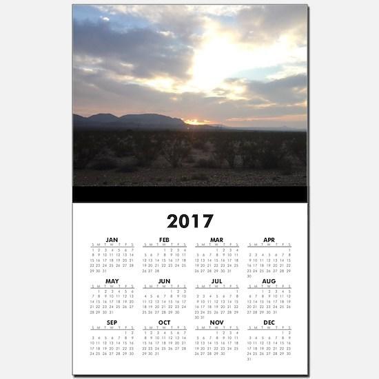 Unique Forrest Calendar Print