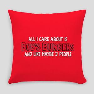 Bob's Burgers Care Everyday Pillow