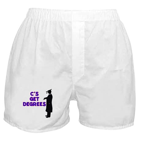 C's Get Degrees Boxer Shorts