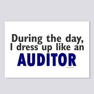 Dress Up Like An Auditor Postcards (Package of 8)
