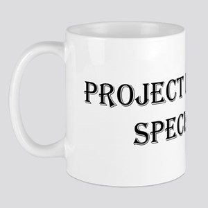 project_delivery_specialist_blktxt_ Mugs