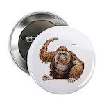 Orangutan Ape Button