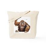Orangutan Ape Tote Bag
