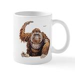 Orangutan Ape Mug
