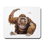 Orangutan Ape Mousepad