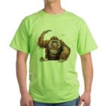 Orangutan Ape Green T-Shirt