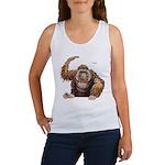 Orangutan Ape Women's Tank Top