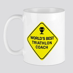 Triathlon Coach Mug