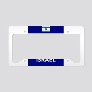 Stand with Israel License Plate Holder