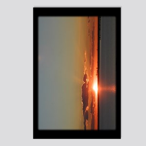 Texas Sunset Postcards (Package of 8)