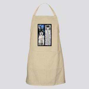 Siberian Husky Dog Laws Rules Apron