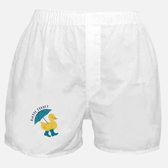 Bath Time Boxer Shorts