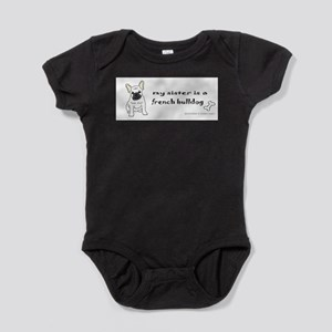 french bulldog gifts Infant Bodysuit Body Suit