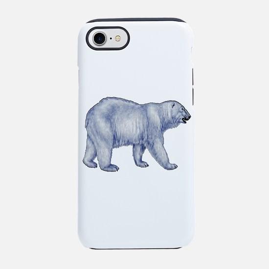 Cute Greenland iPhone 8/7 Tough Case