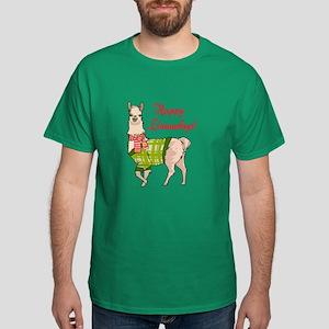 Happy Llamadays T-Shirt