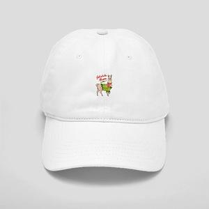 Falalala Llama Baseball Cap