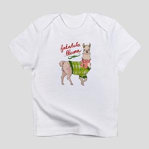 Falalala Llama Infant T-Shirt