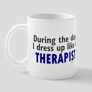 Dress Up Like A Therapist Mug