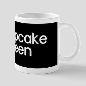 Cupcake Queen (Blue) Mug
