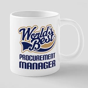 Procurement manager Mugs