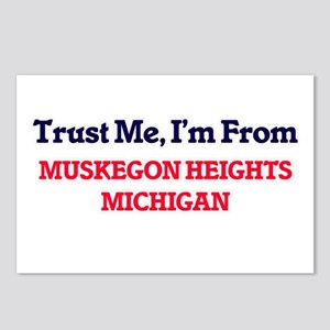 Trust Me, I'm from Muskeg Postcards (Package of 8)