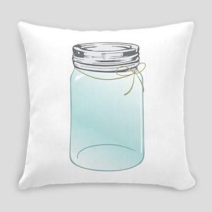 Mason Jar Everyday Pillow