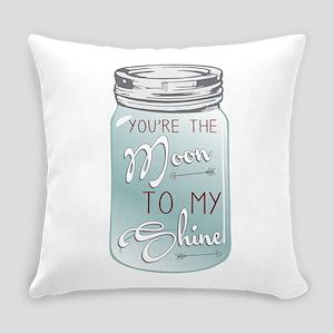 Moon Shine Everyday Pillow