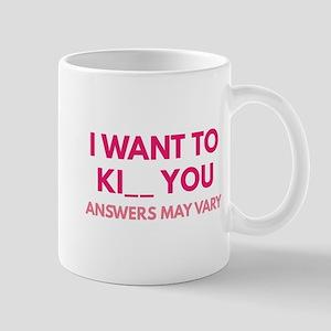 I Want To Mug
