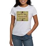 Over 50 Years Women's T-Shirt