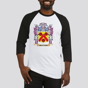 Beatson Coat of Arms (Family Crest Baseball Jersey