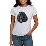 Shadow, Standard Poodle Women's T-Shirt