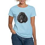 Shadow, Standard Poodle Women's Light T-Shirt