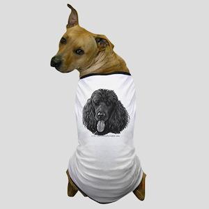 Shadow, Standard Poodle Dog T-Shirt