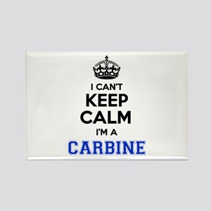 I can't keep calm Im CARBINE Magnets