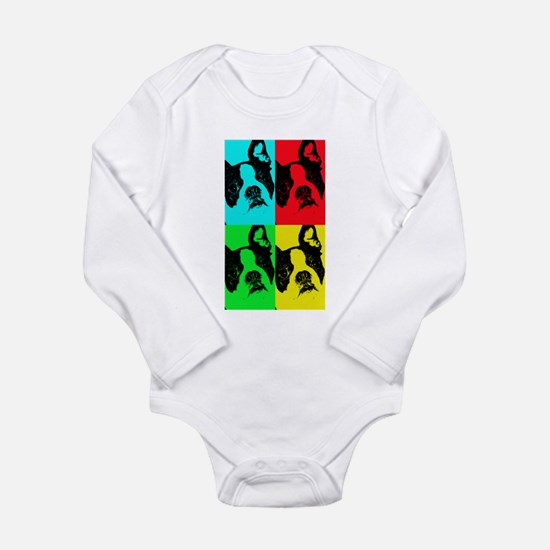 BostonPop Infant Bodysuit Body Suit