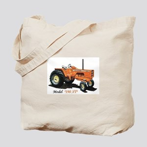 Antique Tractors Tote Bag