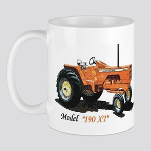 Antique Tractors Mug