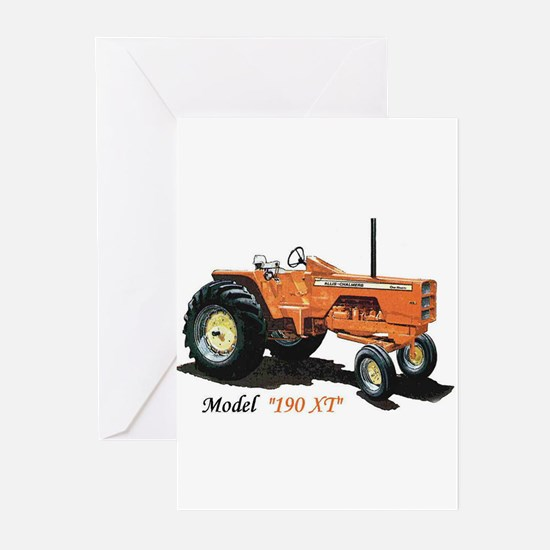 Antique Tractors Greeting Cards (Pk of 20)