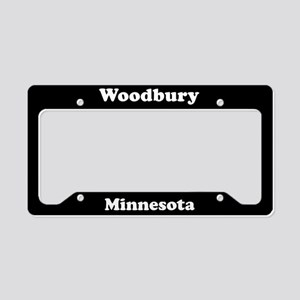 Woodbury MN License Plate Holder