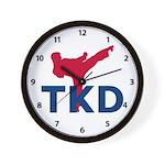 TKD Wall Clock