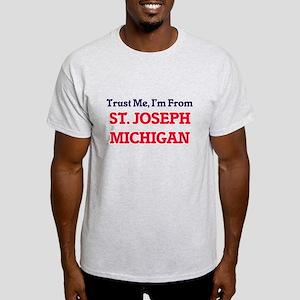 Trust Me, I'm from St. Joseph Michigan T-Shirt