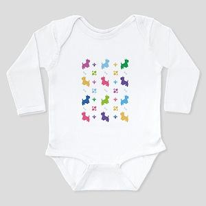 Cairn Terrier Designer Infant Bodysuit Body Suit