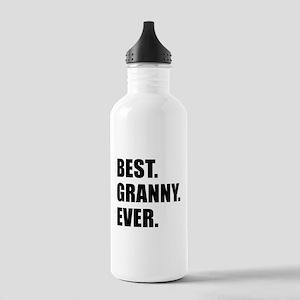 Best Granny Ever Drinkware Water Bottle