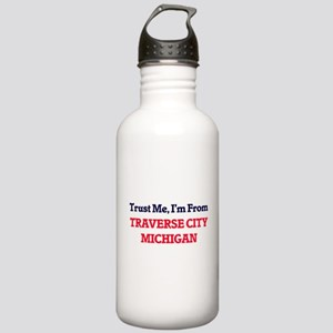 Trust Me, I'm from Tra Stainless Water Bottle 1.0L