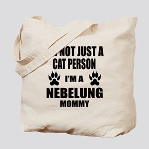 I'm a Nebelung Mommy Tote Bag