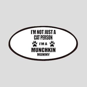 I'm a Munchkin Mommy Patch