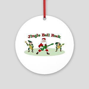 Jingle Bell Rock Ornament (Round)