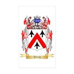 Welch Sticker (Rectangle 50 pk)