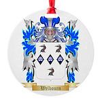Welbourn Round Ornament