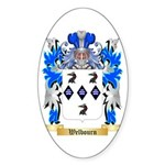 Welbourn Sticker (Oval 10 pk)